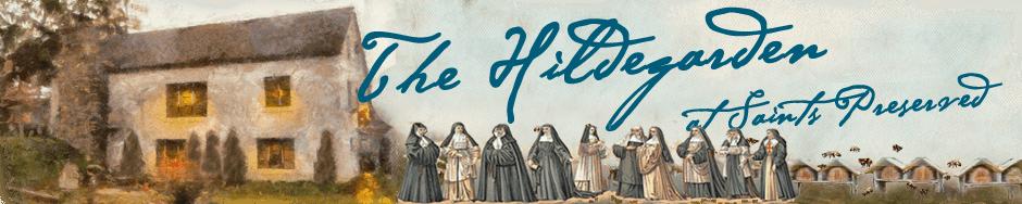 nuns in the garden